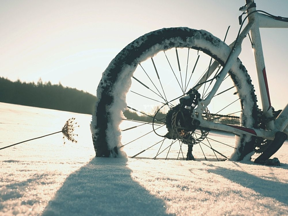winterize mountain bike