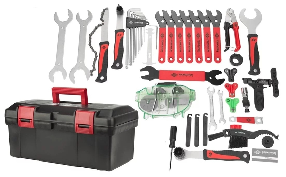 tools for mountain bikes
