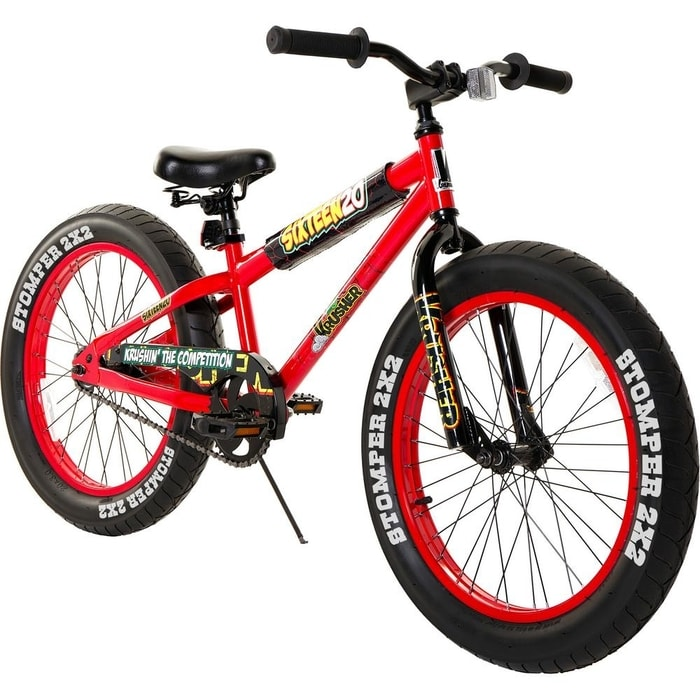 dynacraft crusher 20 inch mtb