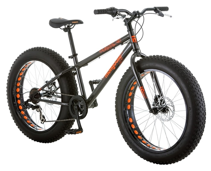mongoose logan boys 24 inch mtn